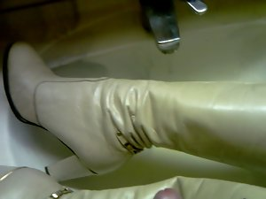 Boots White Palmroth