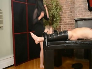 Rough Ballbusting Ballkicking