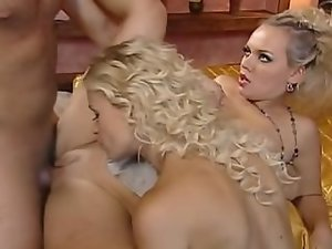 Ellen Saint with Aleska Diamond ( Bourgeoises a Vendre-Scene 5 )