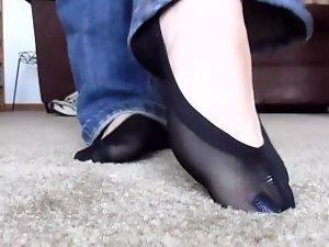 sexual ped socks