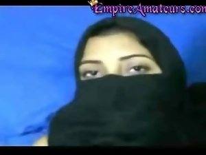 Forbidden Arabic muslim Arabian hijab Banging