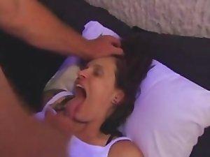 Tongue goddess accepts it all