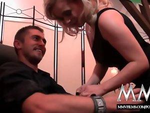 MMV Films Blond German Mommy loves nice sex