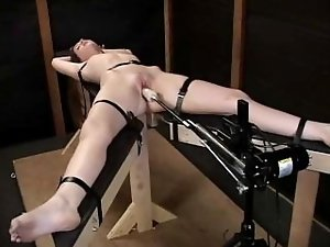 Bondage and Screwing Machine