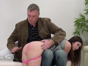 German Mum Spanked Rough