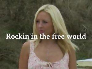 Rockin'in the free world