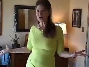 Filthy Mum Gets An Cool Welcome Home