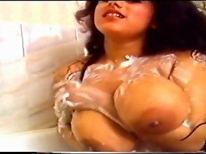 HUGE Exotic Heavy Soapy Hooters OMG!! - Ameman