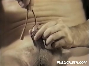Vintage Gay Urethra Insertion