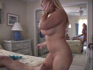I wanna cum inside your mama
