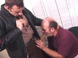 Cigar Uniform Sex Rob Jones & Randy Rodd