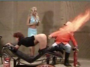 dirty ass on fire