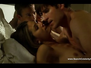 Regan Brooks naked foursome sex from Chemistry S01E13 - HD