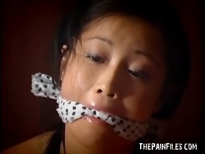 Tabithas teenager jap bondage and oriental fetish