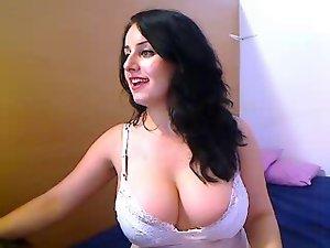 buxom web chat stripper dance