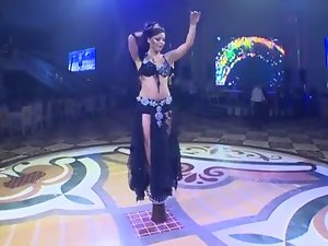 Alla Kushnir sexual belly Dance part 51