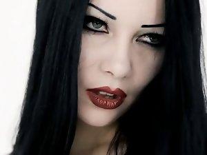 Sensual Gothic lasses - Heavy Metal music video