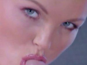 Sylvia Saint - Backdoor Titfuck Cock sucking Cumshot