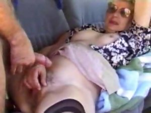 Experienced dirty wife banged brutal in a van outdoors husband films - XT