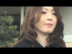 35yr aged Rumiko Sakurai 1st Time Bum Fuck (Uncensored)