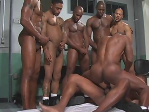 Gay Interracial Double Backdoor Penetration