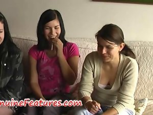 Perfect czech punk luscious teens in lesbo act