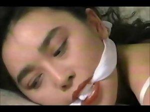 Extreme Lezzy Asian Bondage