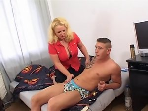 Big titted attractive mature 2