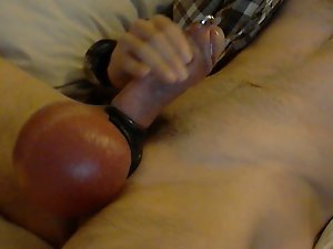 Pumped with shaft sling