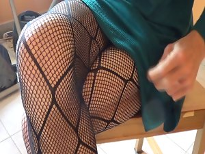 Black Fishnet fantaisy