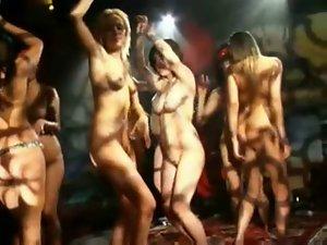 Bare DANCING