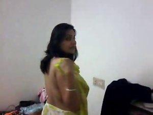 Lewd Experienced Sensual indian Aunty