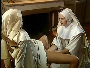 Classic Butch Nuns - Tempting Fisting