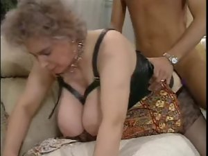Huge knockers Sensual older solid