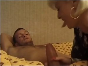 Blondie French Mama Wants It In The Butt