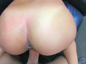Elegant Latino vixen moans while her moist hole is penetrated brutal