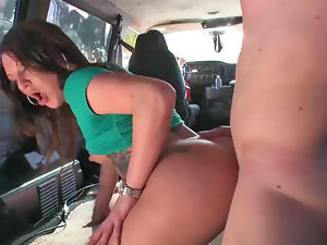 It's hunting season for Bang Bus chaps and they score