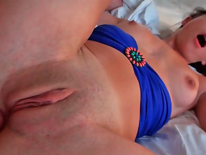 Vanessa Sixxx getting anally screwed and receiving really dirty facial