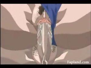 Anime shemale fucks virgin student