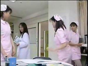 Jap nurse and patient porn