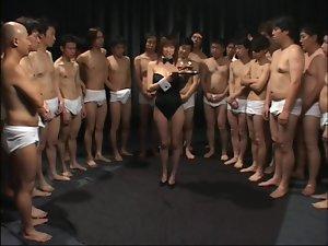 Ayana Kyouko - Large melons bukkake