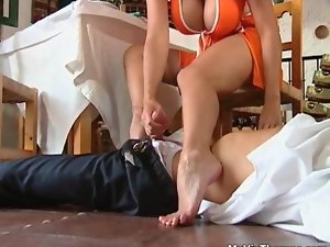 Luscious blondie chick gets randy segment 23