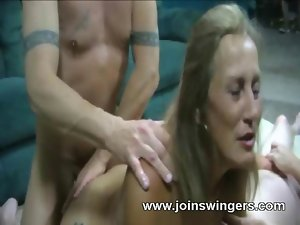 Serious experienced swingers mum