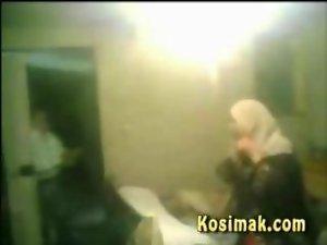 hidden cam arab hijab sex