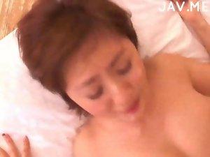 Dv888 granny amateur arsehole cumshot banging asian seductive japanese