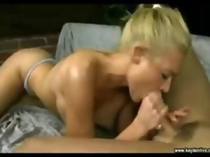 Deepthroat and swallow dick sucking 2