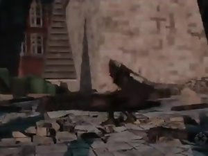 devil may cry 5 first boss battle