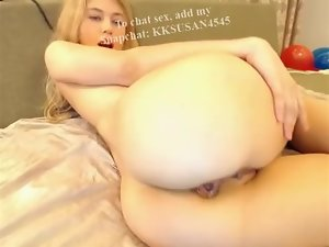 Year Old Nympho Goddess Slurps Big Cock America