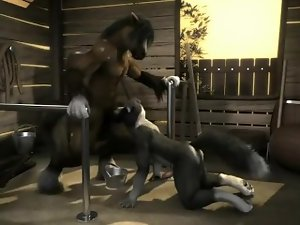Dog And Horse (H0rs3)