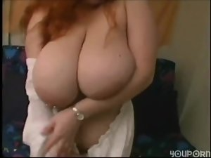 Fat slut gives Blowjob